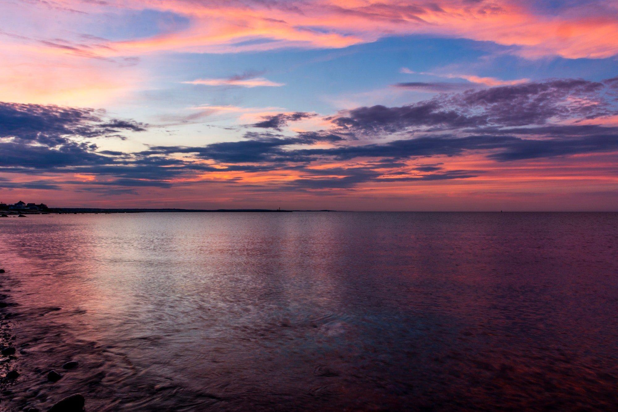 0528- Cape Cod Sunset